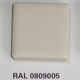 RAL 0809005, Плитка Vitra Arkitekt Color, Biscuit, глазурованная, глянцевая / матовая