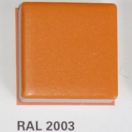 RAL  2003, ПЛИТКА VITRA ARKITEKT COLOR,Orange  , ГЛАЗУРОВАННАЯ, ГЛЯНЦЕВАЯ / МАТОВАЯ