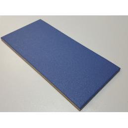 Плитка для бассейна противоскользящая  Vitra Arkitekt Pool  RAL 5002 синяя поверхность матовая шершавая  R10B водопоглощение 0.5% размер 10х20