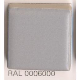 RAL 0006000, Плитка Vitra Arkitekt Color, Grey, глазурованная, глянцевая / матовая