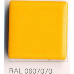 RAL 0607070, Плитка Vitra Arkitekt Color, Orange, глазурованная, матовая