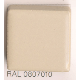 RAL 0807010, Плитка Vitra Arkitekt Color, Mink, глазурованная, матовая