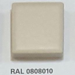 RAL 0808010, Плитка Vitra Arkitekt Color, Sand, глазурованная, матовая