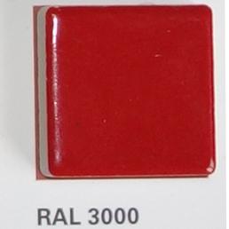 RAL 3000, Плитка Vitra Arkitekt Color, Red, глазурованная, глянцевая