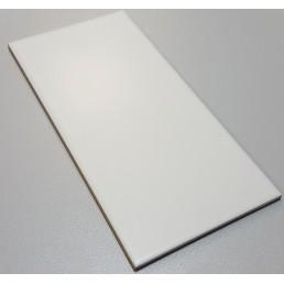 Плитка для бассейна Vitra Arkitekt Pool  RAL 9016 белая поверхность матовая. Водопоглощение 2% размер 12.5х25