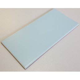 Плитка для бассейна Vitra Arkitekt Pool  RAL 230 70 15 голубая  поверхность матовая. Водопоглощение 0.5%   размер 12.5х25