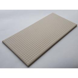 Плитка противоскользящая  для босоножных зон бассейна и ступеней Vitra Arkitekt Pool,  не окрашенная поверхность матовая шершавая  R12B водопоглащение 0.5% размер 12.5х220