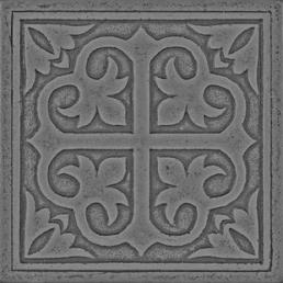 Вставка Enigma Серебро 7.5х7.5 (Silver)